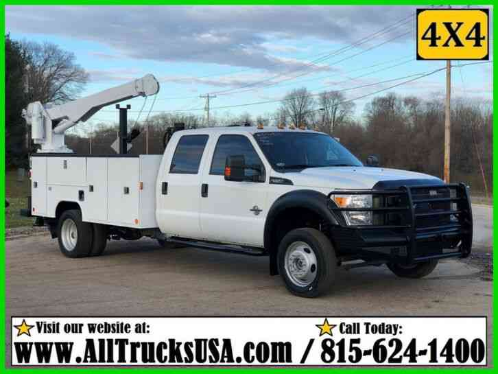 Ford F550 4X4 (2014)