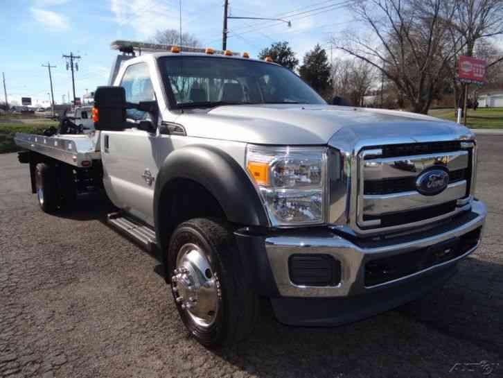 Ford (2014) : Flatbeds & Rollbacks