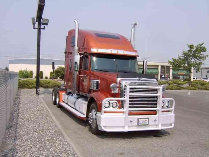 Freightliner Coronado (2014) : Sleeper Semi Trucks