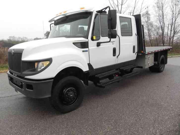 Freightliner 4 Car Carrier (2015) : Flatbeds & Rollbacks