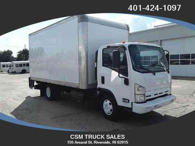 ISUZU MED DUTY NPR NPR HD Regular Cab Diesel (2014)