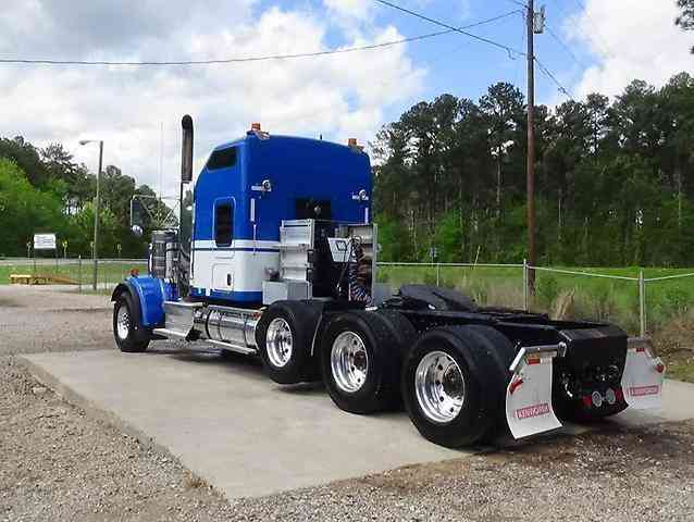 Trucks For Sale In Ms >> Kenworth W900L (2014) : Sleeper Semi Trucks