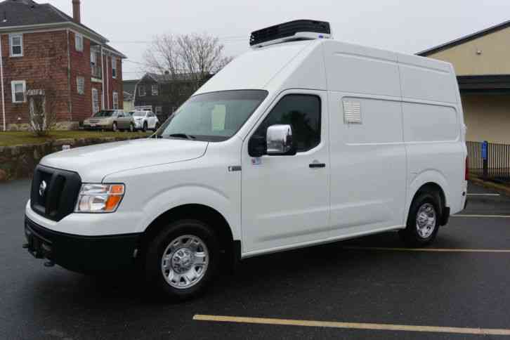 Nissan Nv2500 For Sale >> Nissan Nv 2500 2014 Van Box Trucks