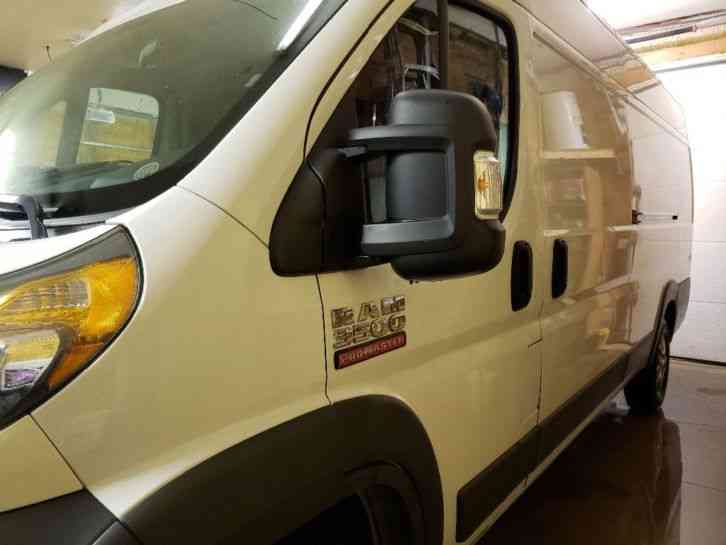 RAM Promaster 3500 HIGH ROOF 159WB (2014)