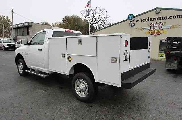 4X4 Van For Sale >> Ram R2500 Tradesman 4x4 New Utility bed (2014) : Utility ...