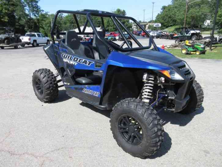 Arctic Cat Wildcat™ Sport XT -- (2015)