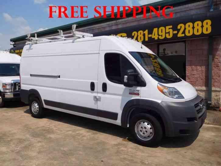 dodge ram 2500 promaster 2015 van box trucks. Black Bedroom Furniture Sets. Home Design Ideas