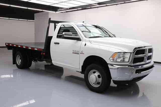 Flatbed Tow Truck >> Dodge Ram 3500 (2015) : Commercial Pickups