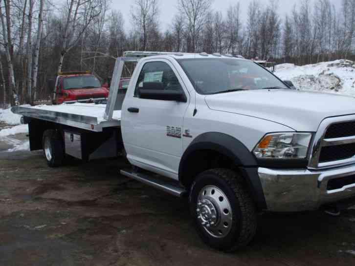 2015 Dodge Truck >> Dodge Ram 5500 4x4 Car Carrier 2015