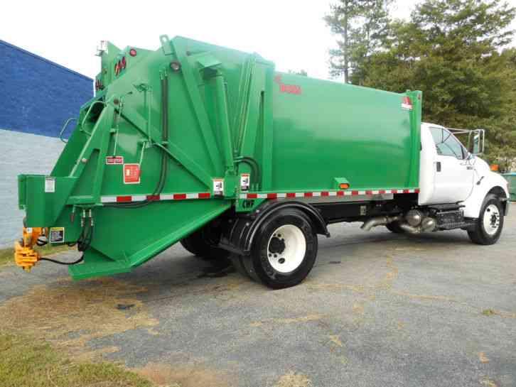 Garbage Trucks: Non Cdl Garbage Trucks