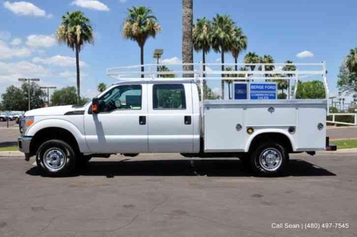 Ford F-250 (2015) : Utility / Service Trucks