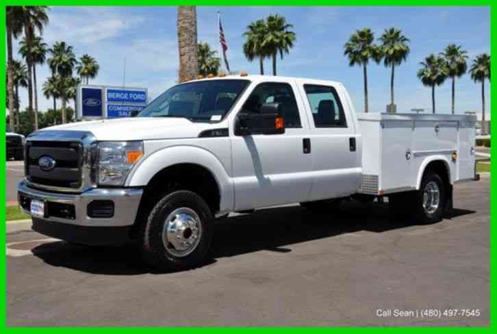 ford f 350 chassis 2015 utility service trucks. Black Bedroom Furniture Sets. Home Design Ideas