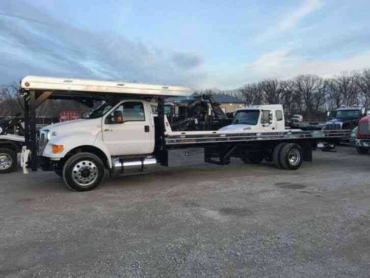 Ford F750 (2015)