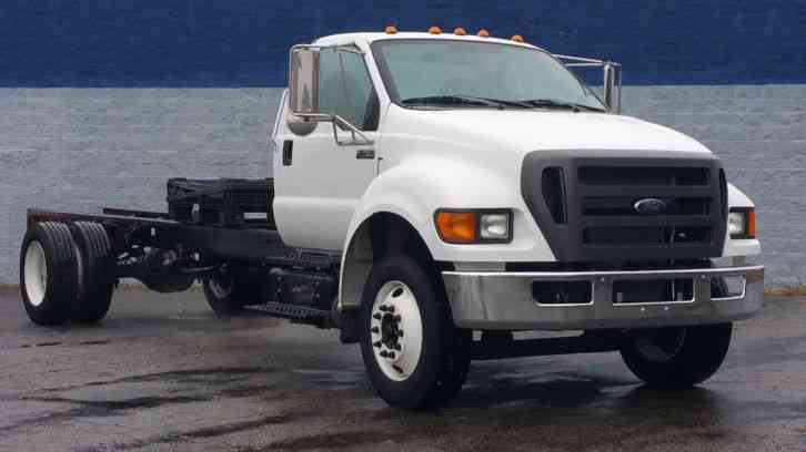 Used Ford Commercial Trucks Autos Post
