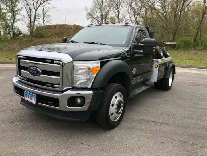 Ford F-450 (2015)