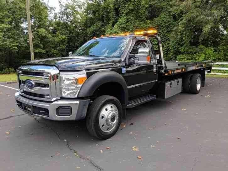 Ford F-550 (2015)