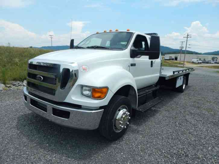 Ford F-650 SUPER CAB (2015)