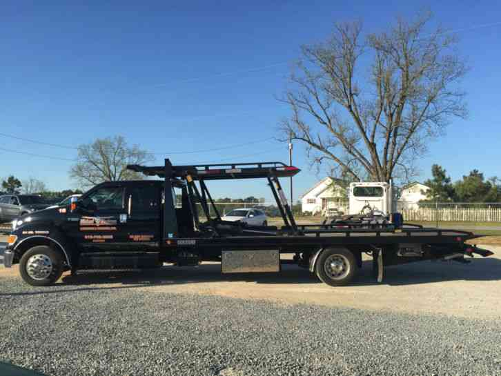 Car Carrier Tow Truck For Sale