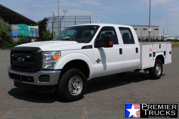 Ford F250 (2015)