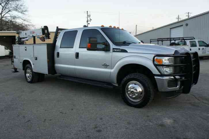 FORD F350 (2015)