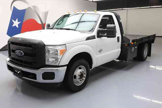 Ford F-350 (2015)