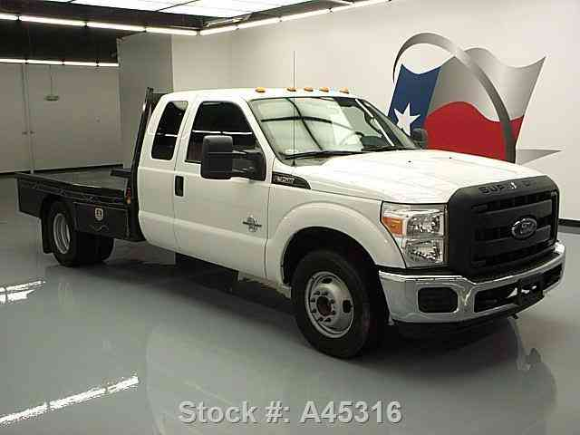 ford f 350 supercab diesel dually flatbed tow 2015 commercial pickups. Black Bedroom Furniture Sets. Home Design Ideas
