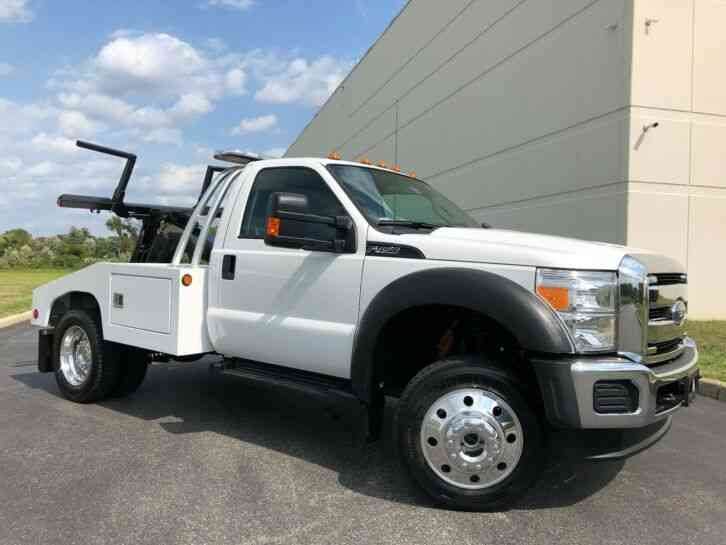 FORD F450 (2015)