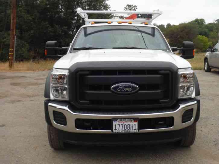 ford f450 2015 utility service trucks. Black Bedroom Furniture Sets. Home Design Ideas