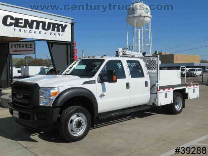 FORD F550 4X4 (2015)