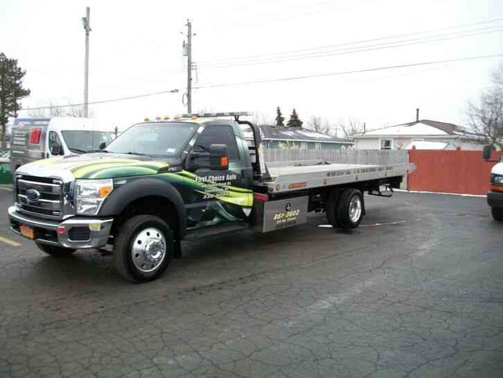Ford f550 (2015)