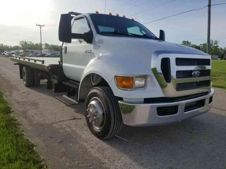 Ford F650 (2015)
