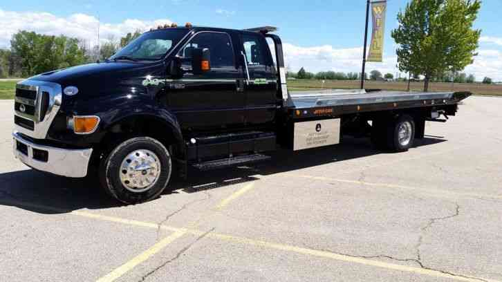 Ford F650 For Sale >> Ford F650 (2015) : Flatbeds & Rollbacks