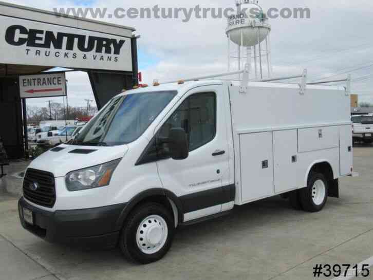FORD T350 DRW (2015)