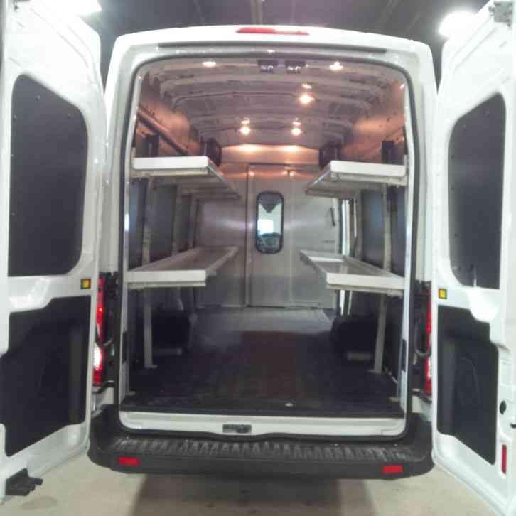 Ford Transit 350HD (2015) : Van / Box Trucks