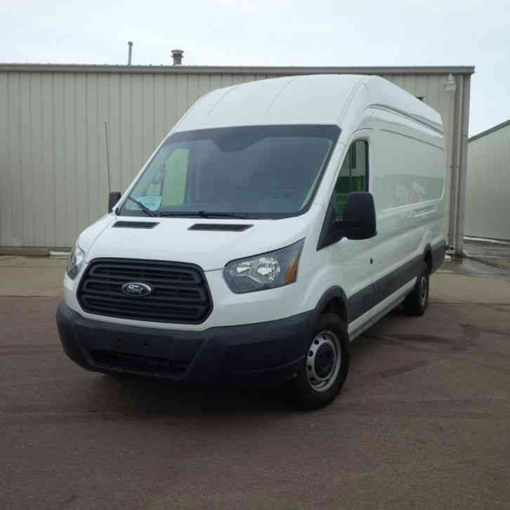 ford transit 350 high roof cargo van 2015 van box trucks. Black Bedroom Furniture Sets. Home Design Ideas