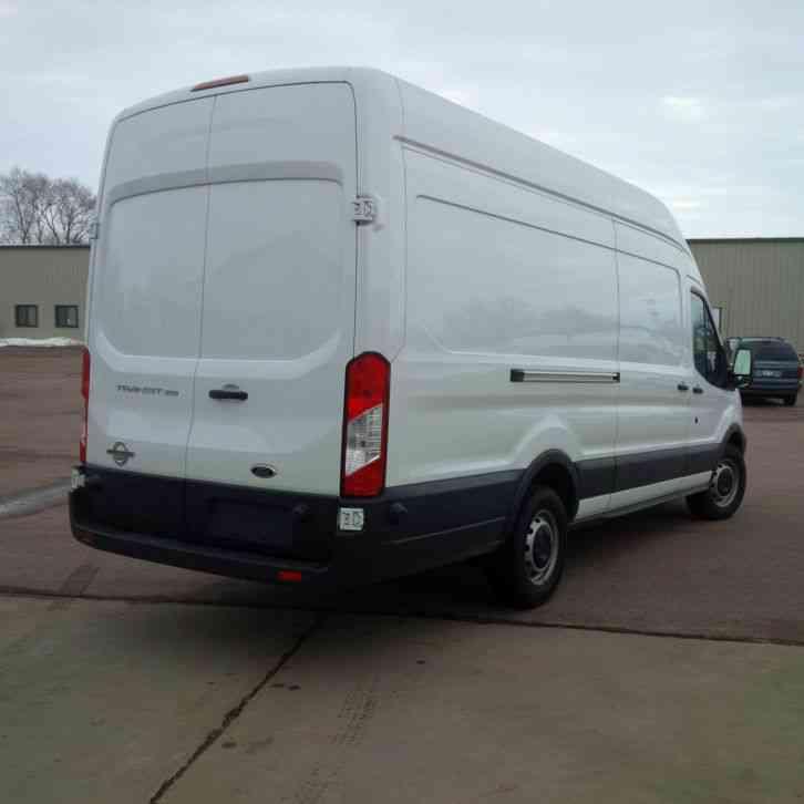 Ford Transit 350 High Roof Cargo Van 2015 Van Box Trucks