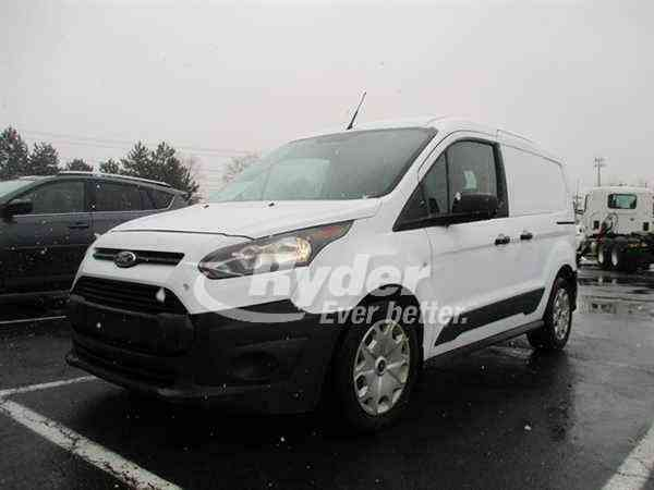 FORD TRANSIT CONNECT -- (2015)
