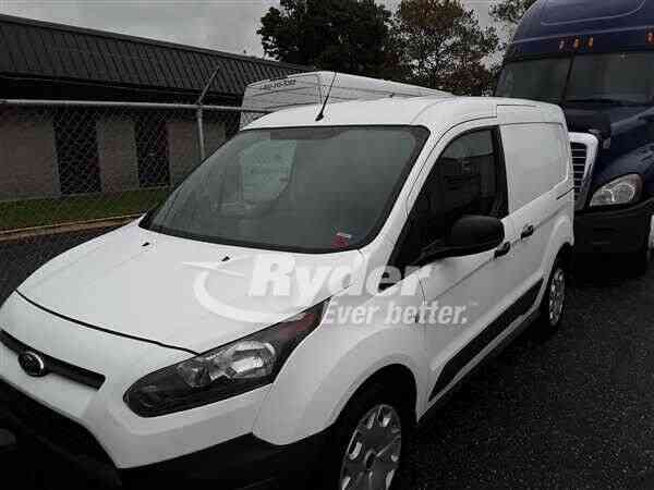 Ford Transit Connect XL (2015)