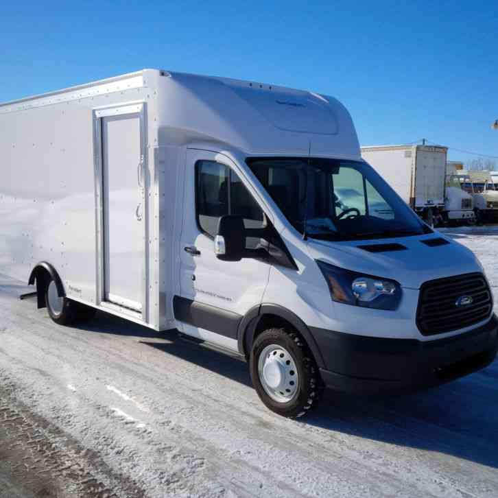 Ford Transit 350 HD Cutaway 350 HD 2dr 156 in. WB DRW ...