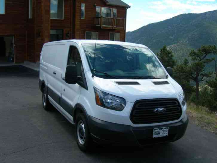 ford transit cargo van 2015 van box trucks. Black Bedroom Furniture Sets. Home Design Ideas