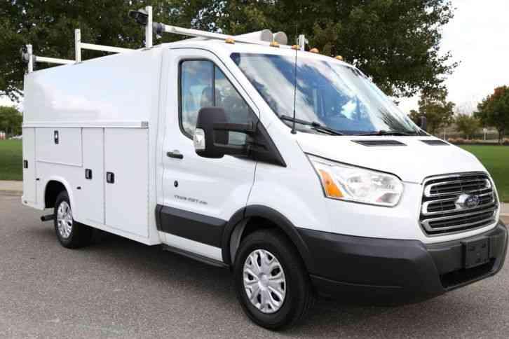 ford transit 250 2015 utility service trucks. Black Bedroom Furniture Sets. Home Design Ideas