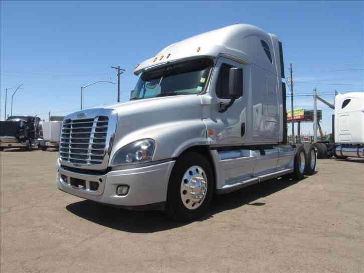 2015 Freightliner Cascadia >> Freightliner Cascadia 2015