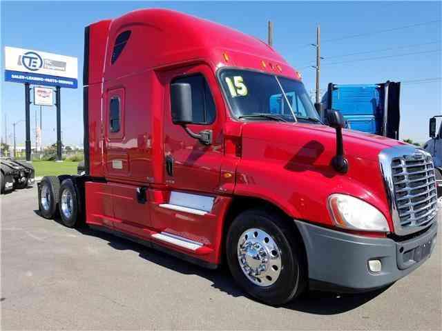 Freightliner Cascadia Evolution 125 -- (2015)