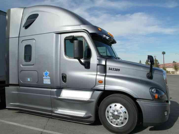 Freightliner Cascadia Evolution (2015)
