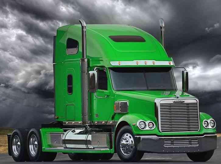 Freightliner 2015 Sleeper Semi Trucks