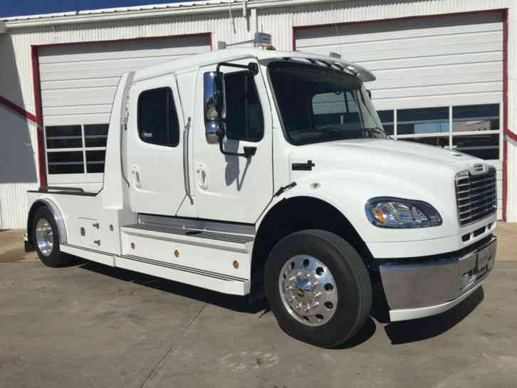 Freightliner M2 106 By Western Hauler 2015 Medium Trucks
