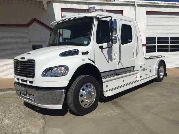 Freightliner M2 106 By Western Hauler  2015    Medium Trucks