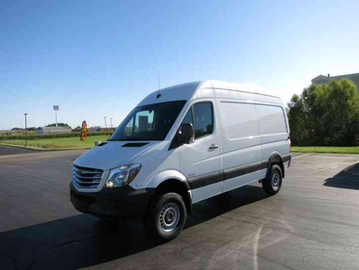freightliner sprinter 2015 van box trucks. Black Bedroom Furniture Sets. Home Design Ideas