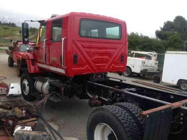 4X4 Van For Sale >> International 7400 (2015) : Heavy Duty Trucks