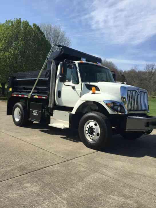 International Mxt For Sale >> International 7400 (2015) : Heavy Duty Trucks